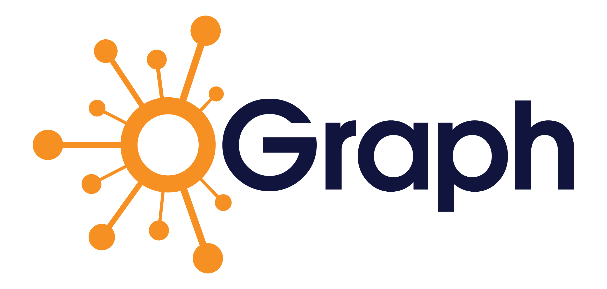 Logo for the organizational software company Ograph - how you capture and view org graph work